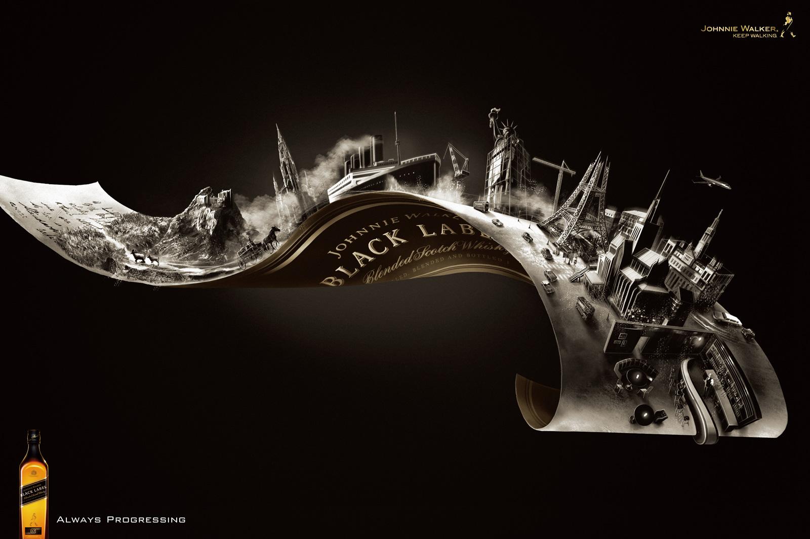 Scotchy Scotch Scotch: Johnnie Walker 2013 | orgastic futures